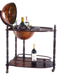 weltkugel bars globus minibar angebote holz globus bar kaufen. Black Bedroom Furniture Sets. Home Design Ideas