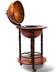 holz globus minibar f r zuhause 6 moderne globus bars minibar globus. Black Bedroom Furniture Sets. Home Design Ideas