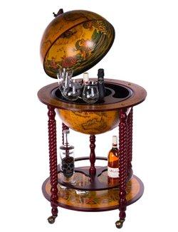 Globus Als Bar : holz weltkugel globus bar kaufen minibar mit globus neu ~ Sanjose-hotels-ca.com Haus und Dekorationen